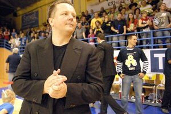 Daniel Jendrichovský zvažuje, či družstvo prihlásiť do prestížnej súťaže.