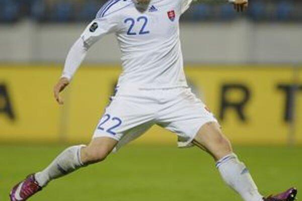 Filip Šebo má nos na gólové situácie, a to sa cení.