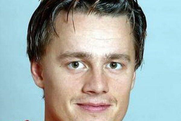 Daniel Wagström. Je už štvrtým Švédom v HK Poprad.