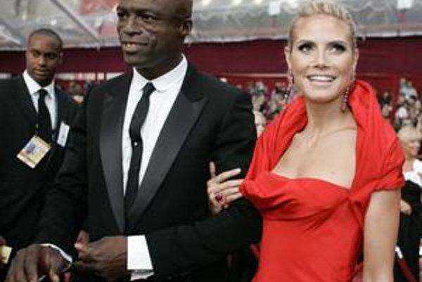 Nemecká topmodelka má po svojom boku už päť rokov anglického speváka Seala.