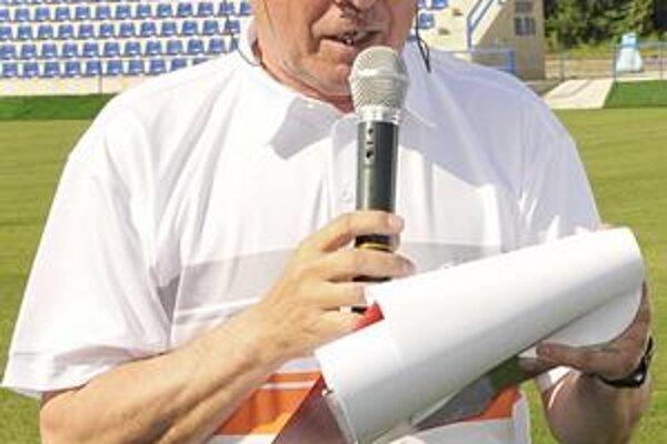 Organizátor Š. Czetö bol maximálne spokojný.