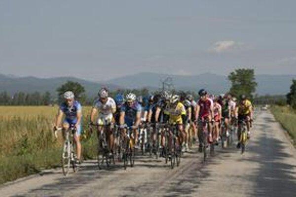 Pohár Bodvy. Na štarte očakávajú bežcov i cyklistov.