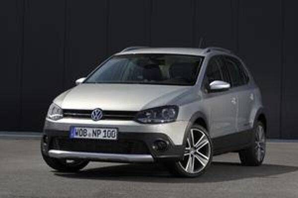 Volkswagen CrossPolo. CrossPolo je už štvrtá verzia modelu Polo.