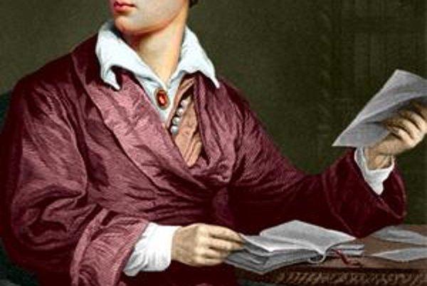 Básnik a spisovateľ lord Byron. Trpel patologickým narcizmom z malej telesnej chyby.