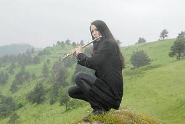 Videoklip Zuzana nakrúcala v priestoroch Červeného kláštora. Na rovnakých miestach, kde natáčali film.