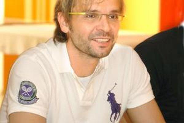 Zabodoval. Ján Ďurovčík si v Česku získal veľké uznanie.