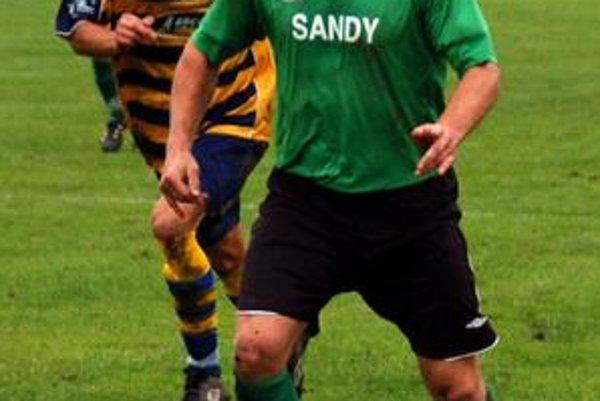Dobrý výkon v zápase potvrdil Maroš Gallo aj gólom.
