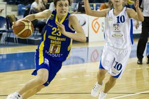 Mijlana Musovičová sa vrátila do Košíc.