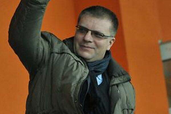 Prezident SFZ. Ján Kováčik v Michalovciach.