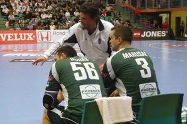 Rastislav Trtík. Pred záverom mal tréner čo povedať aj obranárom Dudášovi s Marušákom.