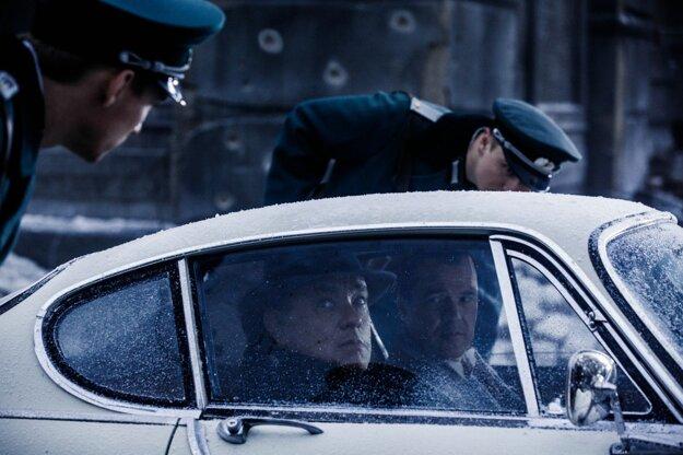 Tom Hanks v studenej vojne.