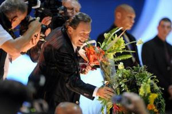 Nehasnúca hviezda. Uplynulý rok oslávil jubileum, pozbieral ocenenia a užíval si slávu.