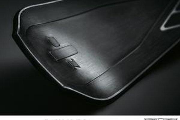 Lyže Zai Supersport. Superlyže z uhlíkových kompozitov stoja 6 800 eur.