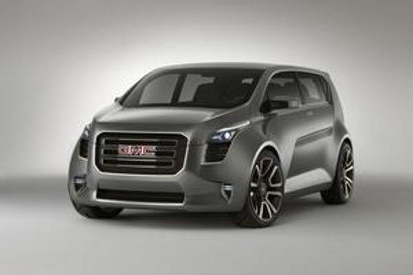 Granite je prvé kompaktné viacúčelové vozidlo spoločnosti GMC.