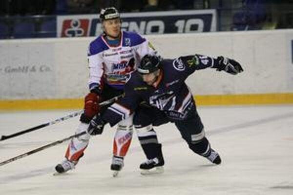 Vrátil sa. Po zranení kolena je Ján Homer v zostave HC Košice.