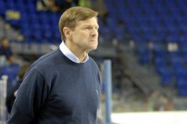 Tréner HC. Rostislav Čada vie, že Košičania majú situáciu vo vlastných rukách.