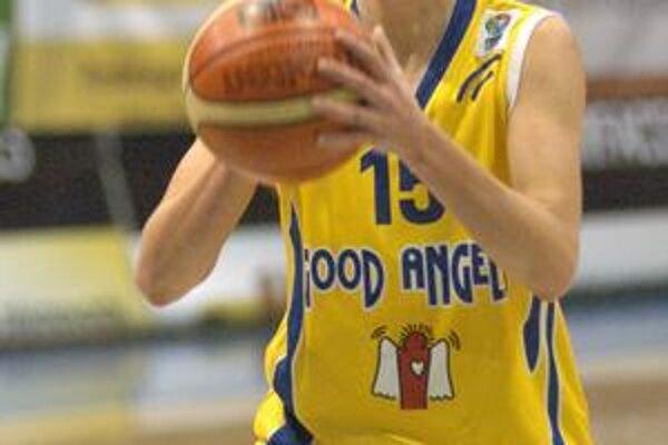 Prešovu nastrieľala Michulková 32 bodov.