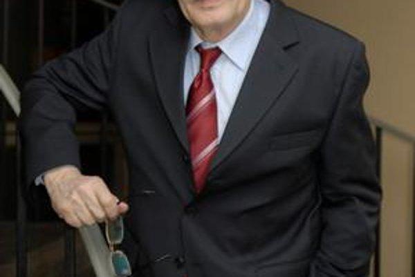 František Kovár. Herca si diváci obľúbili v seriáli Ordinácia v ružovej záhrade.