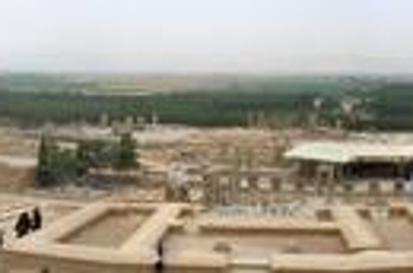 Persepolis, teda mesto Peržanov, bolo jedným z najnádhernejších miest antického sveta.