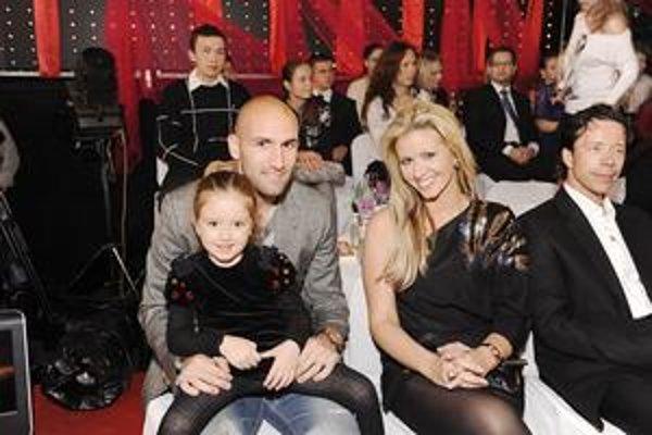 Spokojná rodinka. Spoločne strávené dni boli pre Vittekovcov vzácnosťou.
