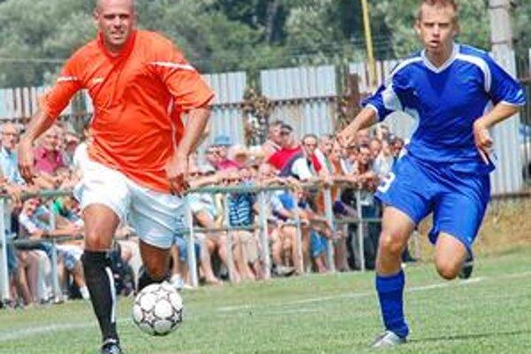 Zaujímavá posila. Stredopoliar Marek Bubenko sa v prvom zápase v drese Topolian ukázal vo výbornom svetle.
