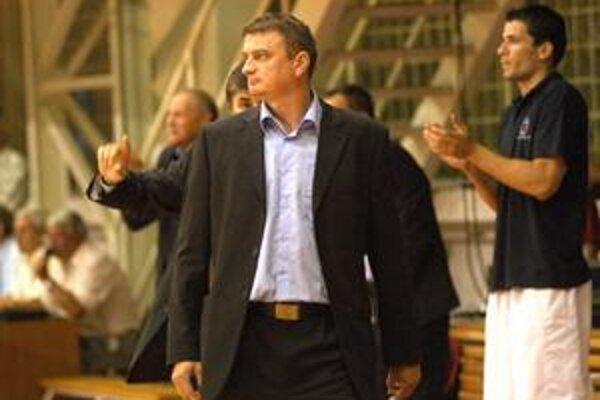 Mladí nesklamali. Tréner Milan Černický berie odvetnú fázu pozitívne.