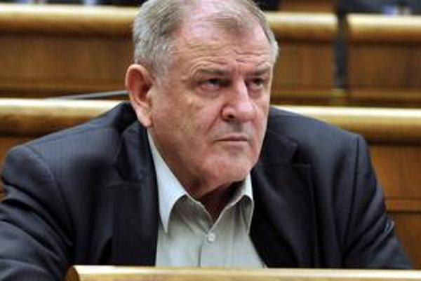 Vladimír Mečiar. Predseda HZDS bol urazený, že sa nestal hlavnou postavou pri oslavách 20. výročia nežnej revolúcie.