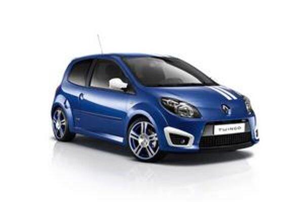 Renault Twnigo Gordini. Renault oživuje športovú značku Gordini, ktorá v 60. rokoch minulého storočia oslávila športové úspechy.
