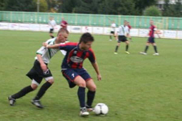 FC Baník Horná Nitra – Častkovce 2:0