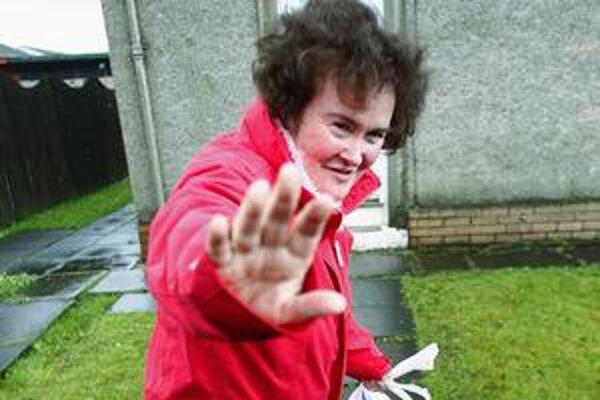 Talent z Británie. Susan Boyle bude herečkou.
