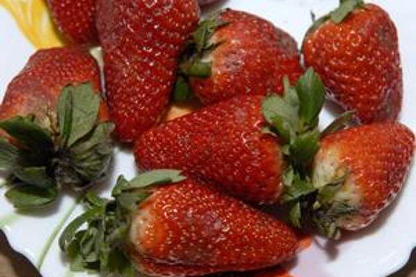Jahody obsahujú veľa vitamínu C a množstvo minerálov.