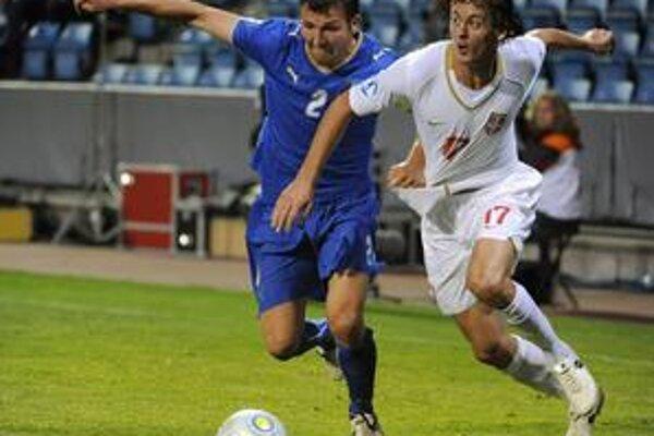 V srbskom drese. N. Matič sa v zápase proti Taliansku ukázal vo výbornom svetle.
