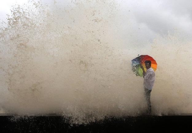 Niekto bude mať vody málo, niekto veľa. Klimatické zmeny zhoršia sezónne dažde.