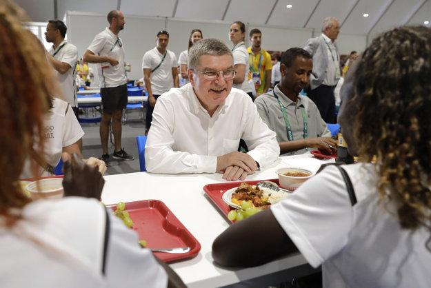 Šéf MOV verí, že podobný tím sa v budúcnosti na olympijských hrách už nebude musieť predstaviť.