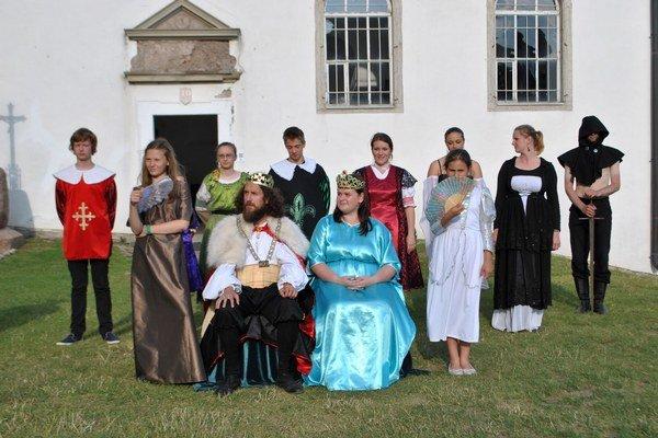 Rozprávky na hrade Ľubovňa už majú tradíciu.