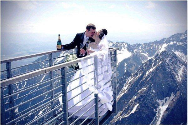 Noviny Spiša sú aj o svadbách.