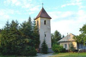Zachovaná zvonica. V minulosti prešla mnohými úpravami.