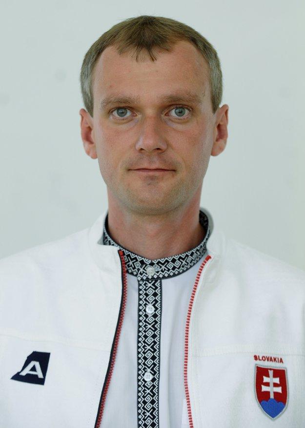 Pavol Kopp reprezentoval Slovensko aj na OH 2012 v Londýne.