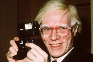 Andy Warhol * 6. august 1928, Pittsburgh – † 22. február 1987, New York