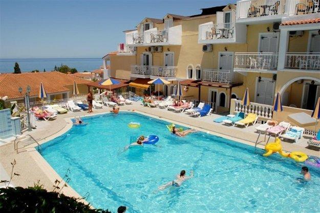 Hotel Commodore(2*), Zakynthos, Grécko