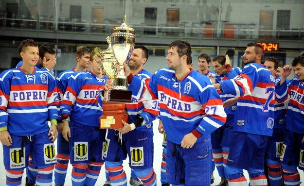 Tatranský pohár patrí medzi najstaršie hokejové turnaje v Európe.