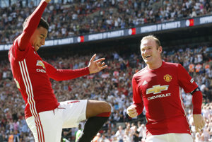 Manchester United vyhral nad Leicesterom 2:1.