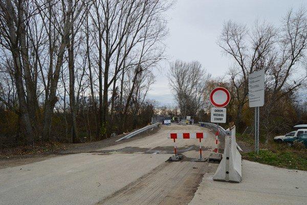 Most plánujú otvoriť 7. decembra
