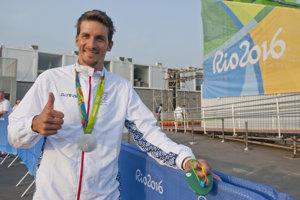 Matej Beňuš získal prvú slovenskú medailu v Riu.