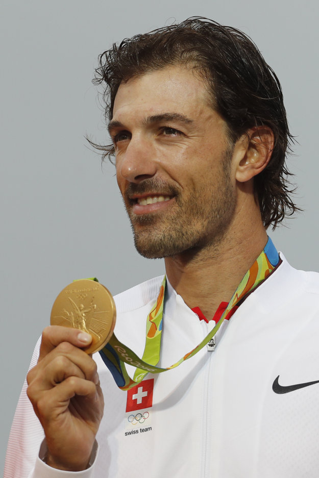 Fabian Cancellara vybojoval zlatú olympijskú medailu.