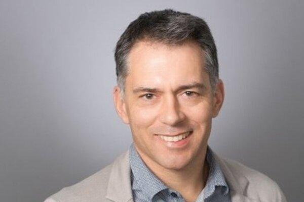 Mark Fettes - predseda Svetového esperantského zväzu.