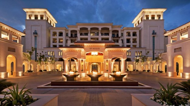 Hotel St.Regis Saadiyat Island Resort(5*), Spojené Arabské Emiráty
