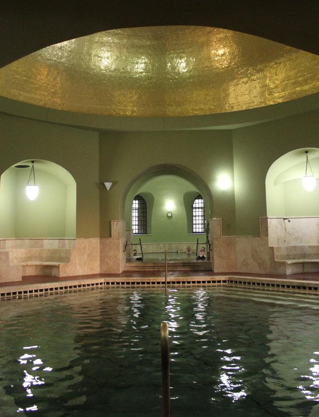 Turecké kúpele v Jágri