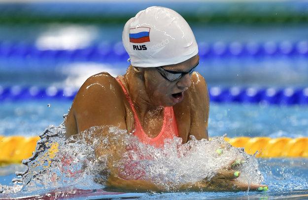Julia Jefimovová mala už dvakrát pozitívny dopingový nález, napriek tomu v Riu de Janeiro môže štartovať.