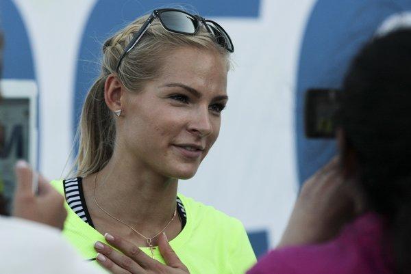 Jedinou ruskou atlétkou, ktorá mohla v Riu štartovať, bola diaľkarka Klišinová. Dostala výnimku, pretože sa zúčastňuje testov v USA.
